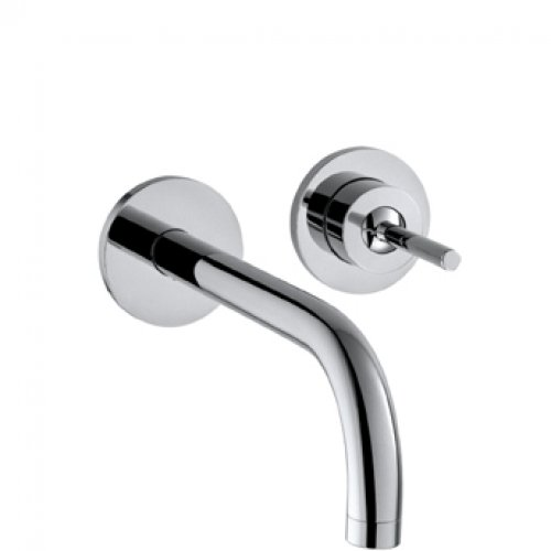 Ensemble mitigeur lavabo encastré + corps encastrement Axor Uno - 38116000+13622180