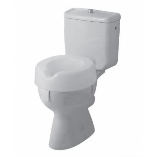 Rehausse pour cuvette WC standard, Ht. 12 cm 047570 rehausse wc