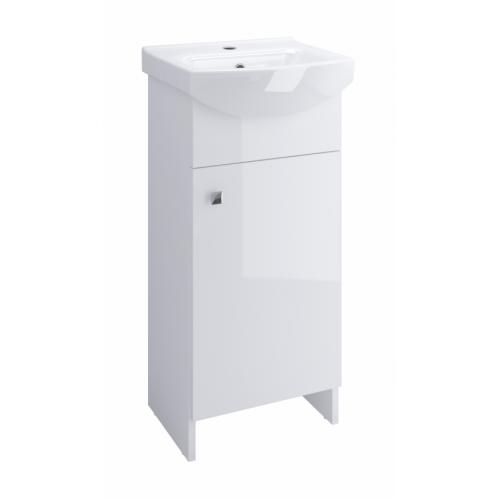 Meuble lave main avec vasque SATI 40 cm