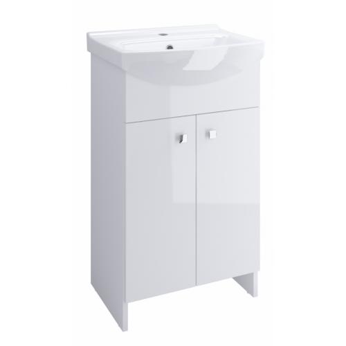 Meuble de salle de bain avec vasque SATI 60 cm
