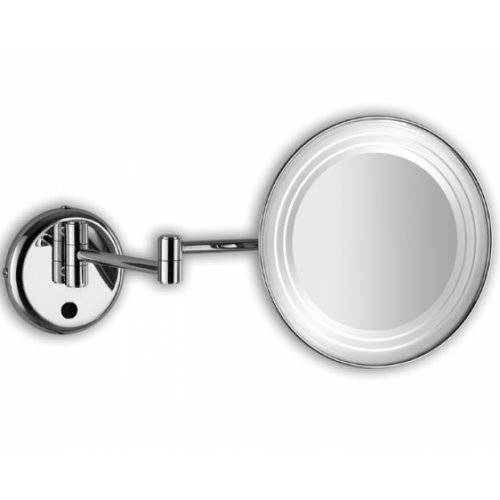 Miroir mural orientable grossissant avec Eclairage - 2116 Gerard