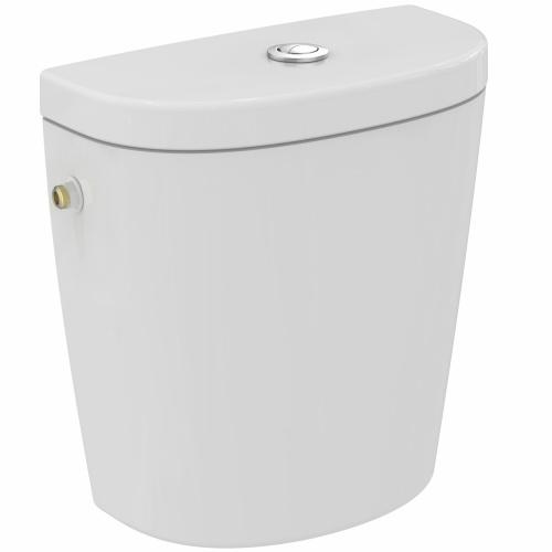 Pack WC à poser surélevé sortie horizontale Connect Freedom - Réservoir Arc IS_Réservoir Arc E786101