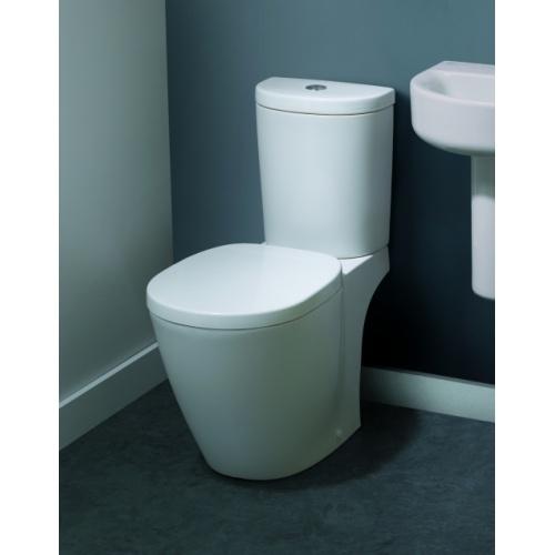 Pack WC à poser surélevé sortie horizontale Connect Freedom - Réservoir Arc IS_Connect Freedom Amb