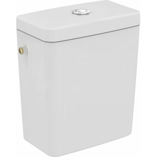 Pack WC à poser surélevé sortie horizontale Connect Freedom - Réservoir Cube IS_Réservoir Cube E797101