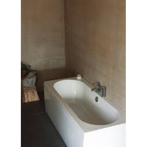 Baignoire rectangulaire VERDE Cleargreen 160x75 cm Verde Cleargreen