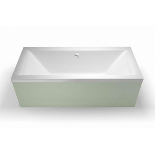 Baignoire rectangulaire ENVIRO 170x70 cm Cleargreen Enviro ss Tab