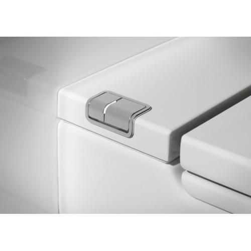 Cuvette suspendue avec réservoir intégré IN-TANK - Pour cloison légère A893301000 CloseUp