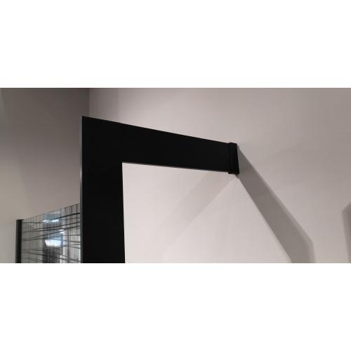 KIT-FRAME - Fixation au mur à Droite + Porte-serviette - Noir Mat IMG_20190313_110718