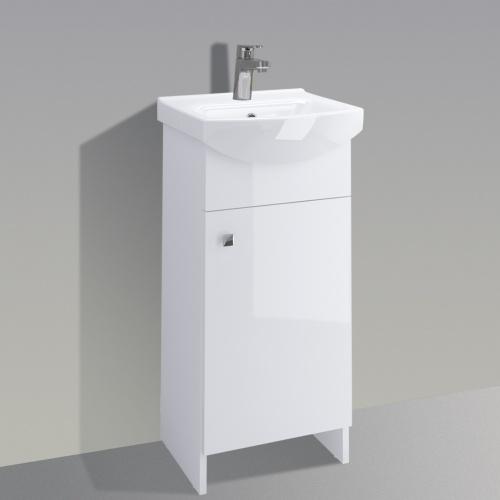 Meuble lave main avec vasque SATI 40 cm SATI-40-ambiance