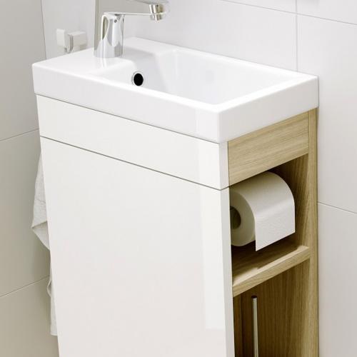 Lave-mains SMART Blanc brillant SMART-blanc-zoom