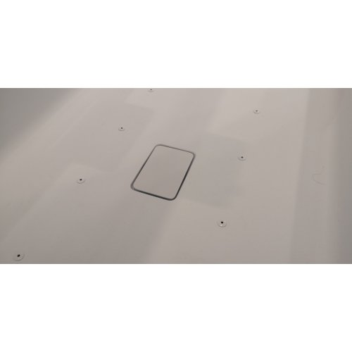 Baignoire d'angle DIVINA C Blanc brillant - Système Hydro Plus IMG_20190313_104253
