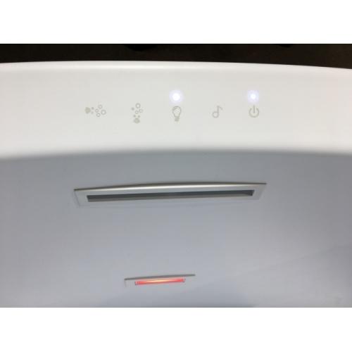 Baignoire d'angle DIVINA C Blanc brillant - Système Hydro Plus IMG_2525