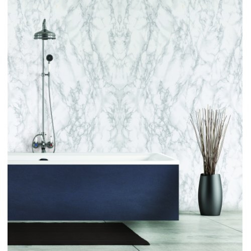 Habillage décoratif Bâti WC DECOFAST Classique Chic - Carrare carrare mur