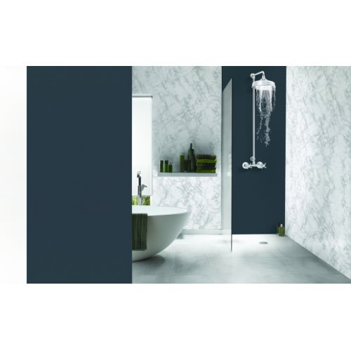 Habillage décoratif Bâti WC DECOFAST Classique Chic - Carrare carrare