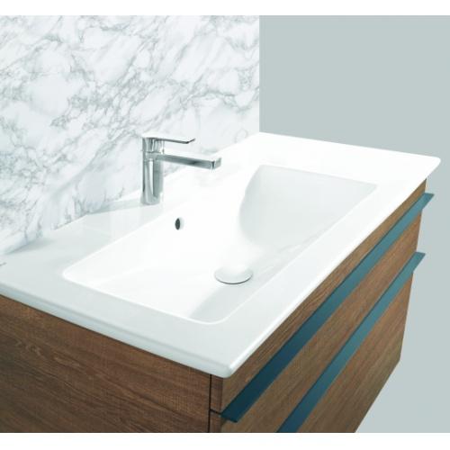 Habillage décoratif Bâti WC DECOFAST Classique Chic - Carrare credence