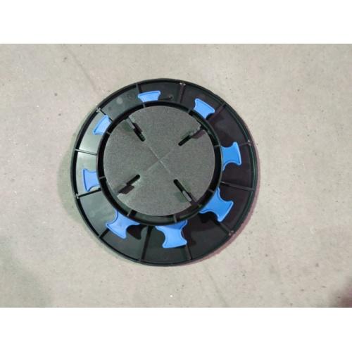 Plot réglable pour dalles extérieures - Hauteur 40 à 65 mm Plot 40-65mm