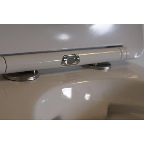Pack Geberit UP320 + Cuvette sans bride KELOS Blanc + Plaque Sigma Noir WCB-systeme-clips