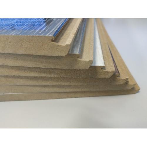 Parquet stratifié FLOORDREAMS Vario Chêne Brossé Lumineux - 12 mm Floordreams