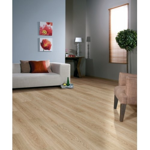 Parquet stratifié clipsable DOLCE VITA 7 mm - Chêne Burlington 748