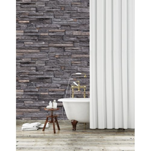 Panneau mural décoratif DECOFAST Parement - Crédence 1200x400 mm ambiance parement