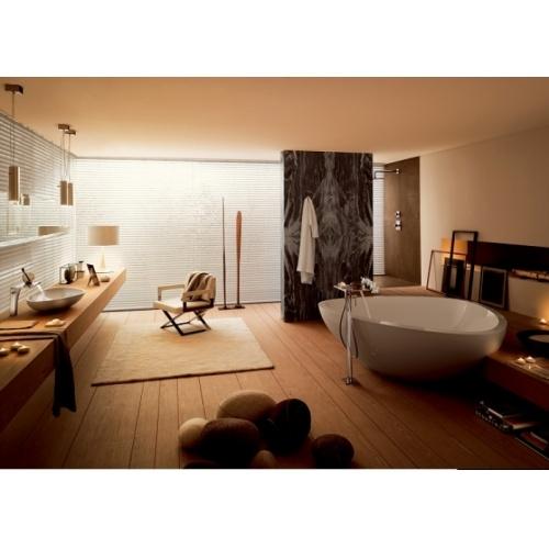 Mitigeur lavabo surélevé 220 pour vasque libre Axor Massaud - 18020000 Massaud_Bathroom