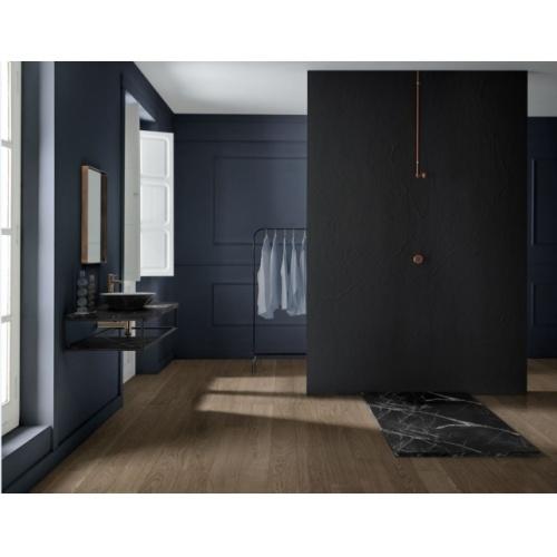 Receveur de douche MIRAGE Marbre Noir - 70x100 cm Receveur MIRAGE Marbre Noir Amb