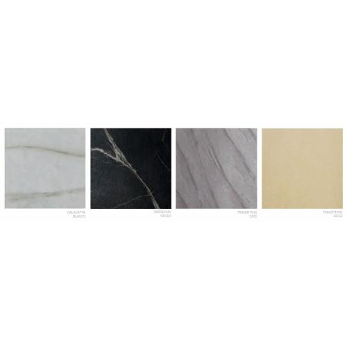 Receveur de douche MIRAGE Marbre Noir - 70x100 cm Coloris MIRAGE