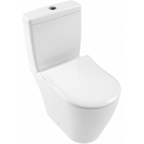 Pack WC à poser AVENTO sans bride - Sortie Horizontale