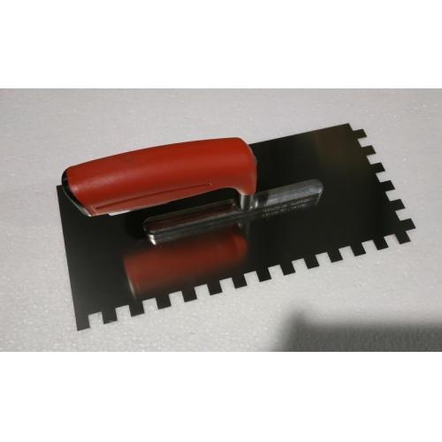 Peigne à colle TOPLINE en métal Dentée 10 x 10 mm 630042 (1)