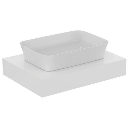 Vasque rectangulaire à poser IPALYSS Blanc Brillant - 55x38 cm IdealStandard_U8406-E1392_Cuto_1363307acd505c32093b68f54a656942