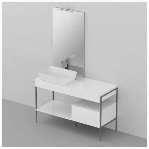 Vasque rectangulaire à poser IPALYSS Blanc Brillant - 55x38 cm Unbranded_U8599-U8603-U8409-U8421-U8412-U8414-E3229-E0552-E1392-A6328-D5859_Cuto_4c6e5033a6106ee5c242816261621c70