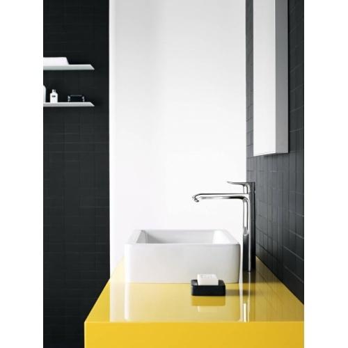 Mitigeur de lavabo surélevé METRIS 260 avec vidage tirette* 31082000 Amb2