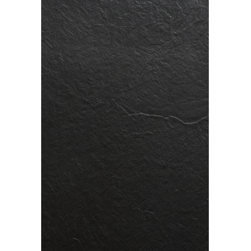 Receveur de douche souple SolidSoft LINEAR DRAIN Noir 90x120 cm Texture Linear Drain