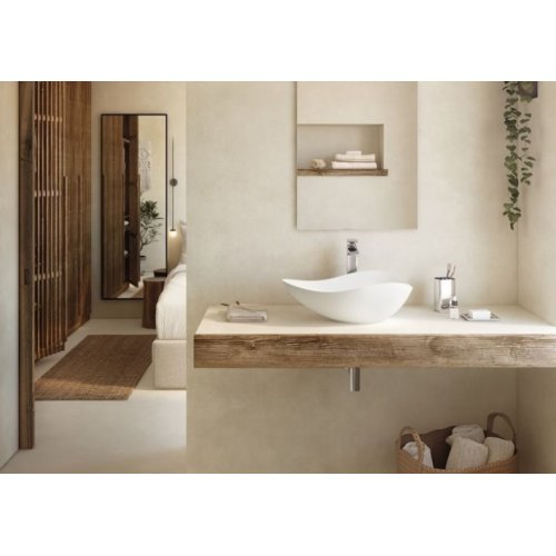 Vasque à poser OHTAKE Blanc Brillant OTHAKE_ROCA_AMB03_TF_Web_Big