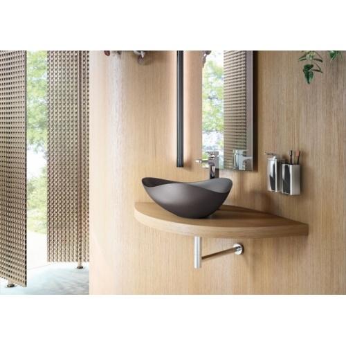 Vasque à poser OHTAKE Blanc Brillant S8010_ROCA_RuyOhtake_AMB02