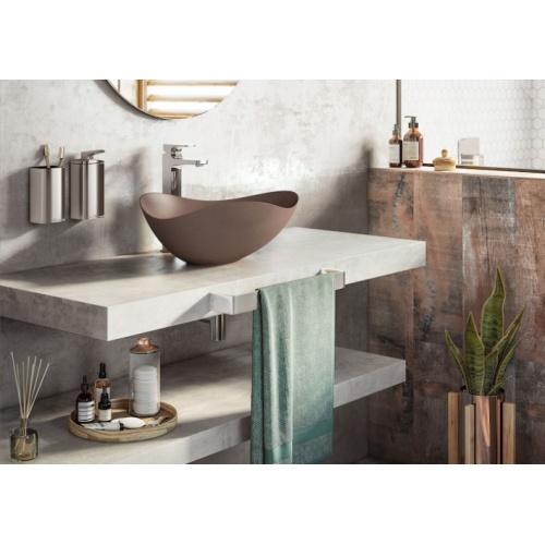 Vasque à poser OHTAKE Blanc Brillant S8010_ROCA_RuyOhtake_AMB04