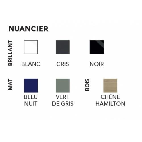 Lave-mains VIGO Noir Brillant Nuancier VIGO