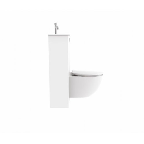 Pack WC Lave-Mains TRIO 3 - Gain de place trio_profil_rvb-scaled