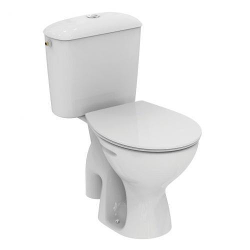 Pack WC sortie verticale Ulysse Blanc P940401*