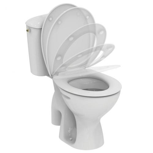 Pack WC sortie verticale Ulysse Blanc P940401* Porcher_P9404 (1)