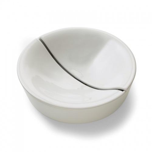 Vasque à poser ronde MIZU 45 avec couvercle scarabeo-mizu-umywalka-okrag_168044
