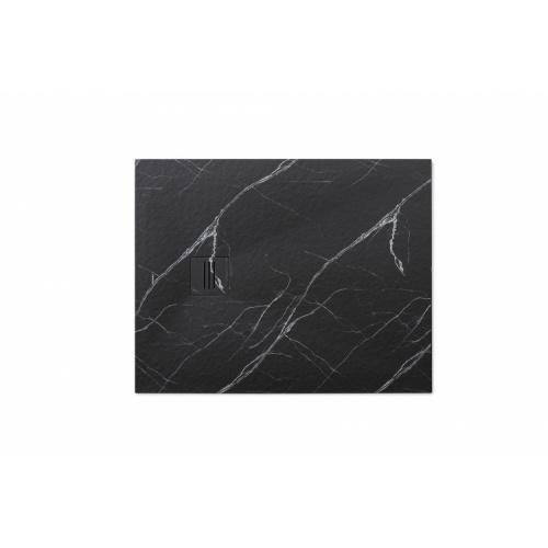 Receveur de douche MIRAGE Marbre Noir - 70x100 cm mirage-marquina-100x80-cen