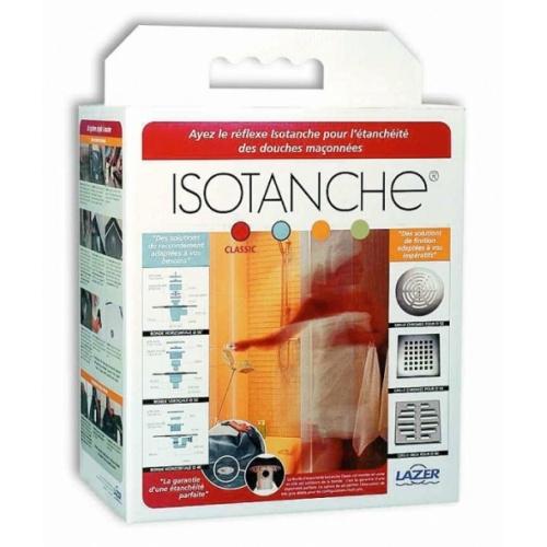 Receveur de douche Isotanche Classic 180x200 - Bonde Horizontale**
