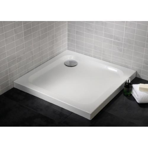receveur de douche roklite carr 100x100 jacuzzi. Black Bedroom Furniture Sets. Home Design Ideas