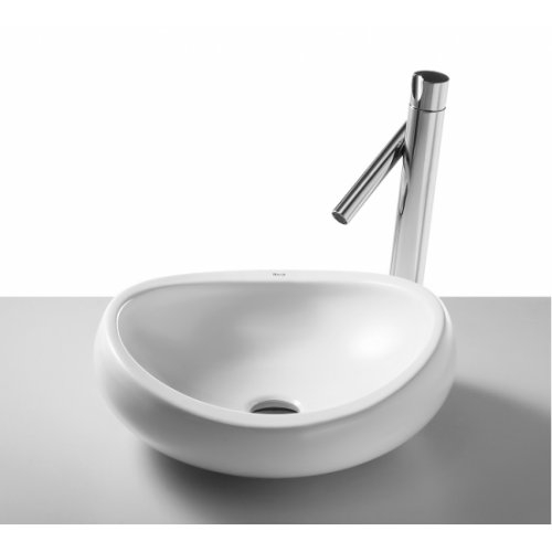Vasque à poser en céramique Urbi 1 ROCA Urbi1