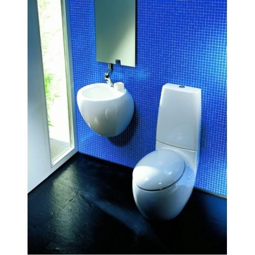 Pack WC à poser et abattant Alessi Laufen Gettransformation