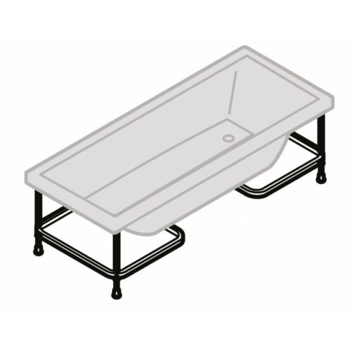 Baignoire CALOS 2.0 SANS tablier - 150x70cm Sans tablier