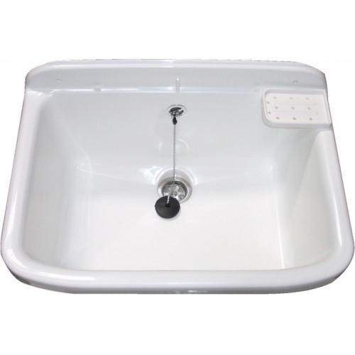 Bac à laver synthétique avec grille PE Copie de spe 1