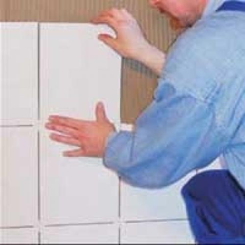 Natte d'étanchéité murale pour douche Durabase WP 5 m² Wpstep3