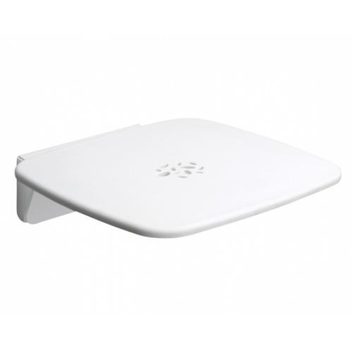 Siège de douche rétractable Blanc GEDY - 608302